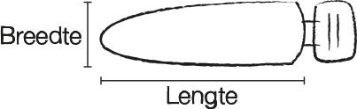 Hoe meet je je strijkplank op?