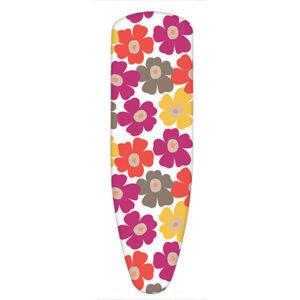 Widex strijkplankovertrek bloemen
